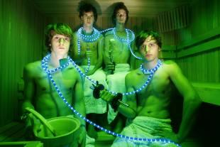 We can't sleep at night band