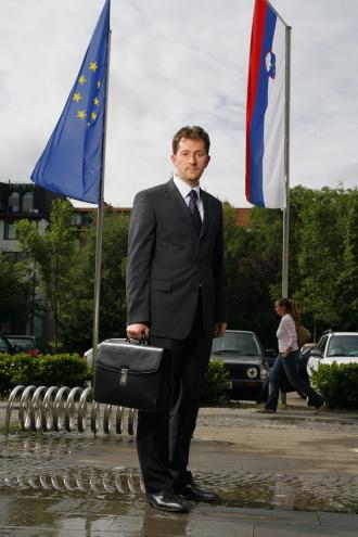 Gregor Virant, Minister of Public Administration