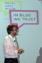 Eirik Solheim at BLOGRES 2007
