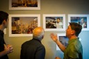 An exhibition of Steve Hart, at Kaunas Photo festival of photography.
