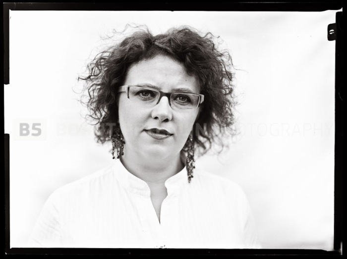 Stanka Hrastelj, a writer.