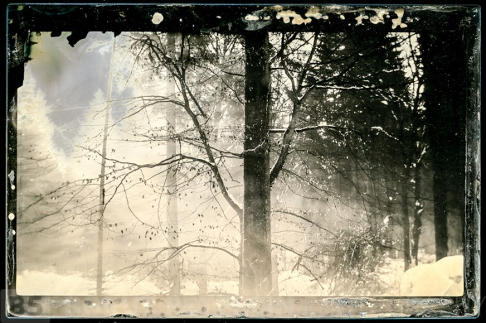 Kodak Folding Brownie 3A, f/64, t= 8s. Check solarization effect on the sky. So cool!