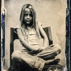 My daughter Brina just woke up and is willing to pose for me and get an icecream as a reward. She looks so adult on this image, I'm getting creeps! ////// Hčerka Brina, mi pozira takoj potem, ko se je zbudila, v pričakovanju nagrade v obliki sladoleda. Na teh sliki izgleda tako odrasla, me kar zmrazi :-)