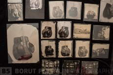 Ambrotypes done by Benjamin.