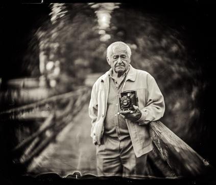 Rajko Henigman, a retired photgrapher
