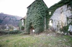 Ruins of Soteska castle, EU. Photo Borut Peterlin