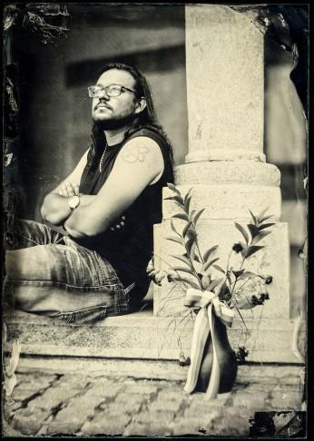 Janez Bršec, a poet