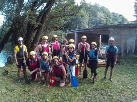 Gimpex rafting team are the best, I highly recommend them!