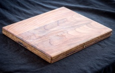 wooden box for ambrotype