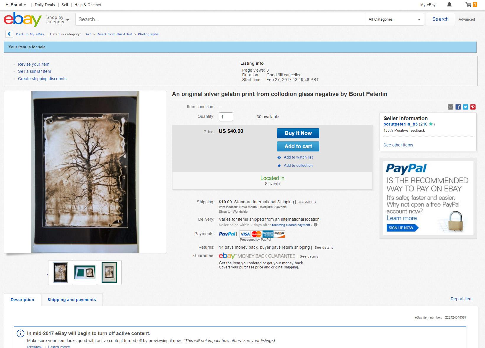 ebay-drevo