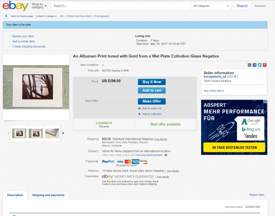 ebay lucka ob krki