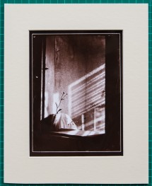 Reproductions of silver-gelatin prints from a project Feels Like Home